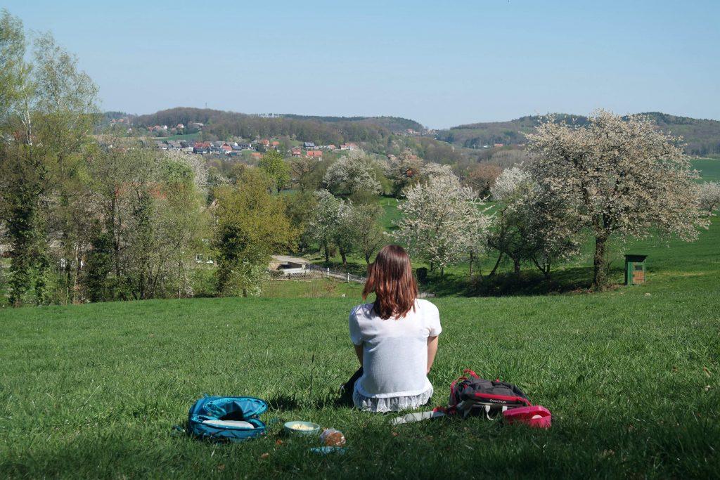 Kirschwanderung Hagen am Teutoburger Wald