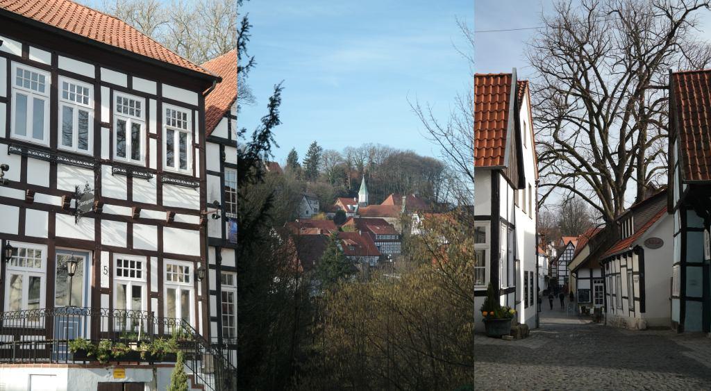 Tecklenburg bezienswaardigheden