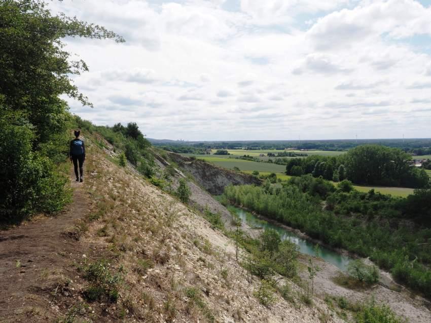 Teutoschleife Tecklenburger Bergpfad wandelen