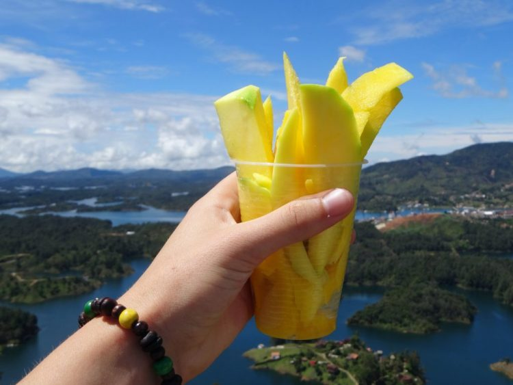 Mango biche Colombia