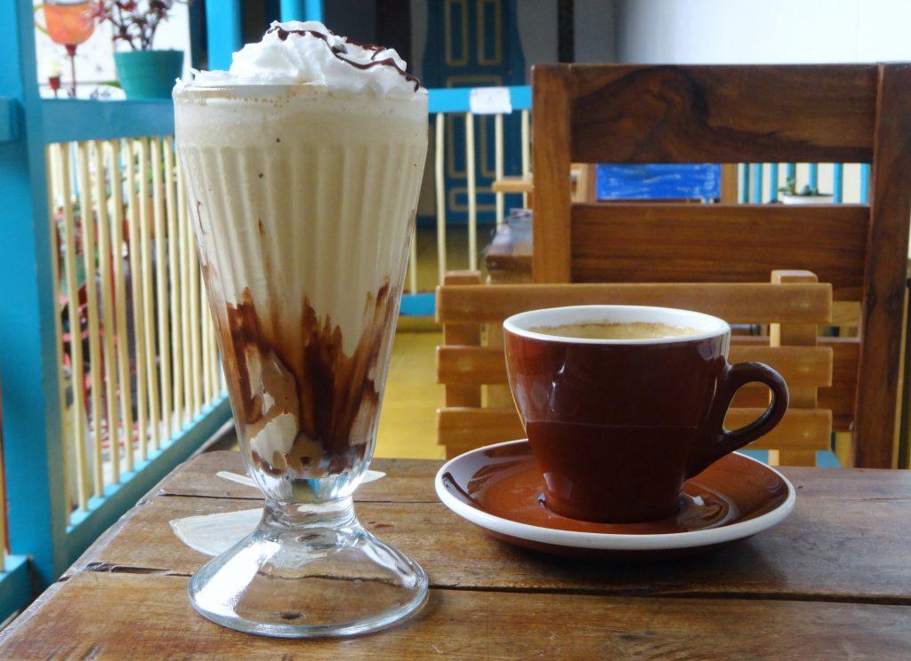 Kaffee in Kolumbien