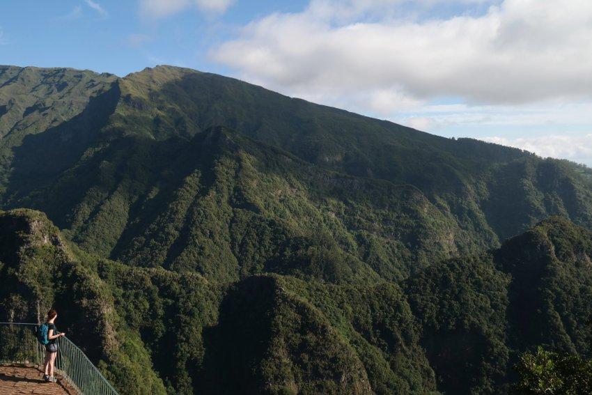 Vereda dos Balcoes Madeira