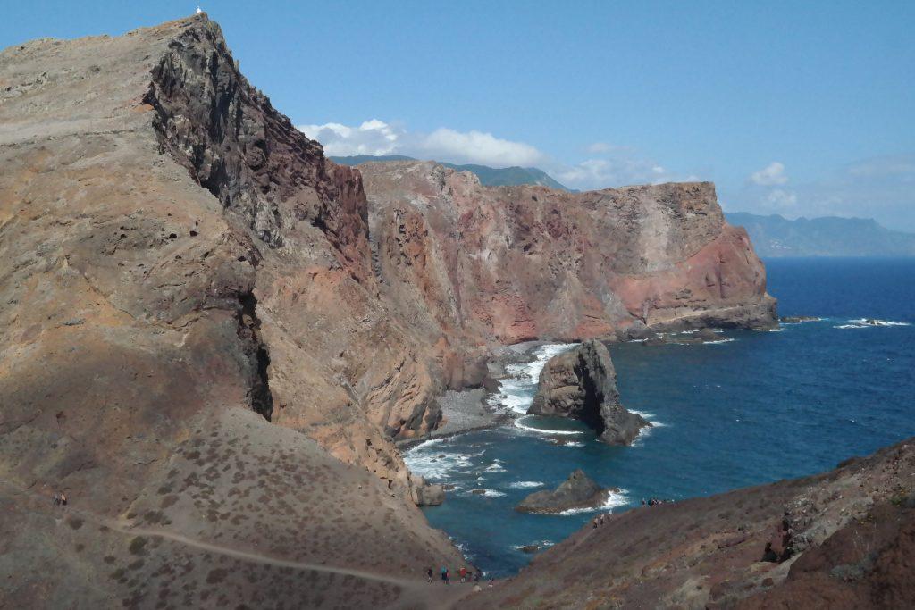 Wandelen Madeira Ponta de São Lourenço