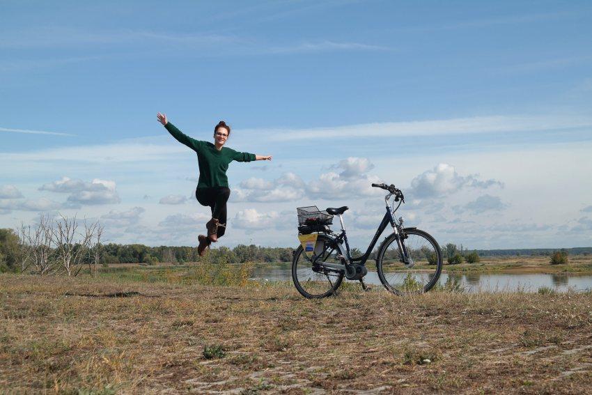 Radeln Seenland Oder-Spree Oder-Neiße-Radweg