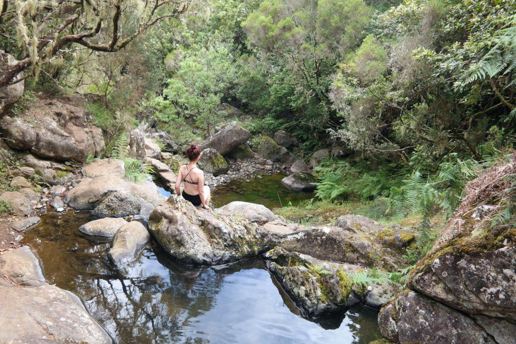 Madeira zwemmen