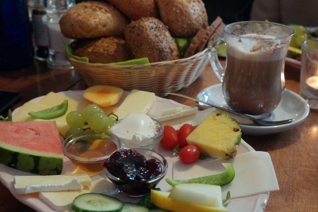 Herr von Butterkeks ontbijt
