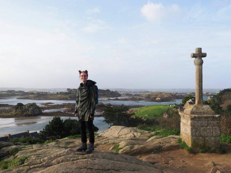 Ile de Bréhat wandelen Bretagne