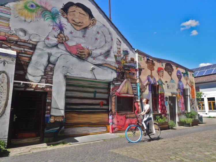 stentrip Hannover Linden street art