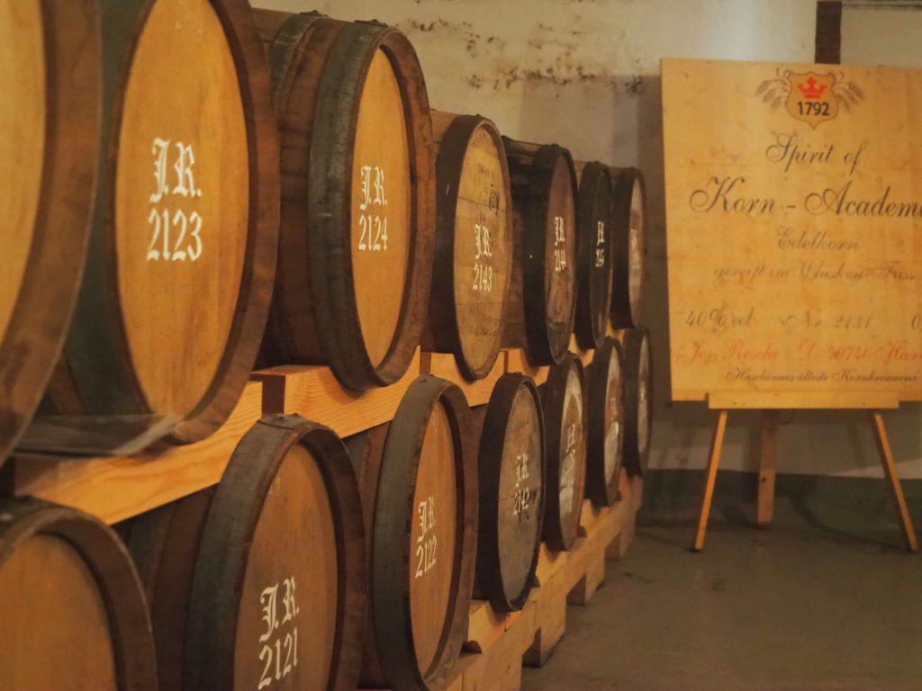 Graanjenever distillerie Haselünne Emsland
