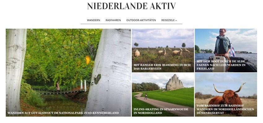Niederlande Aktiv Tipps für Aktivreisen in den Niederlanden
