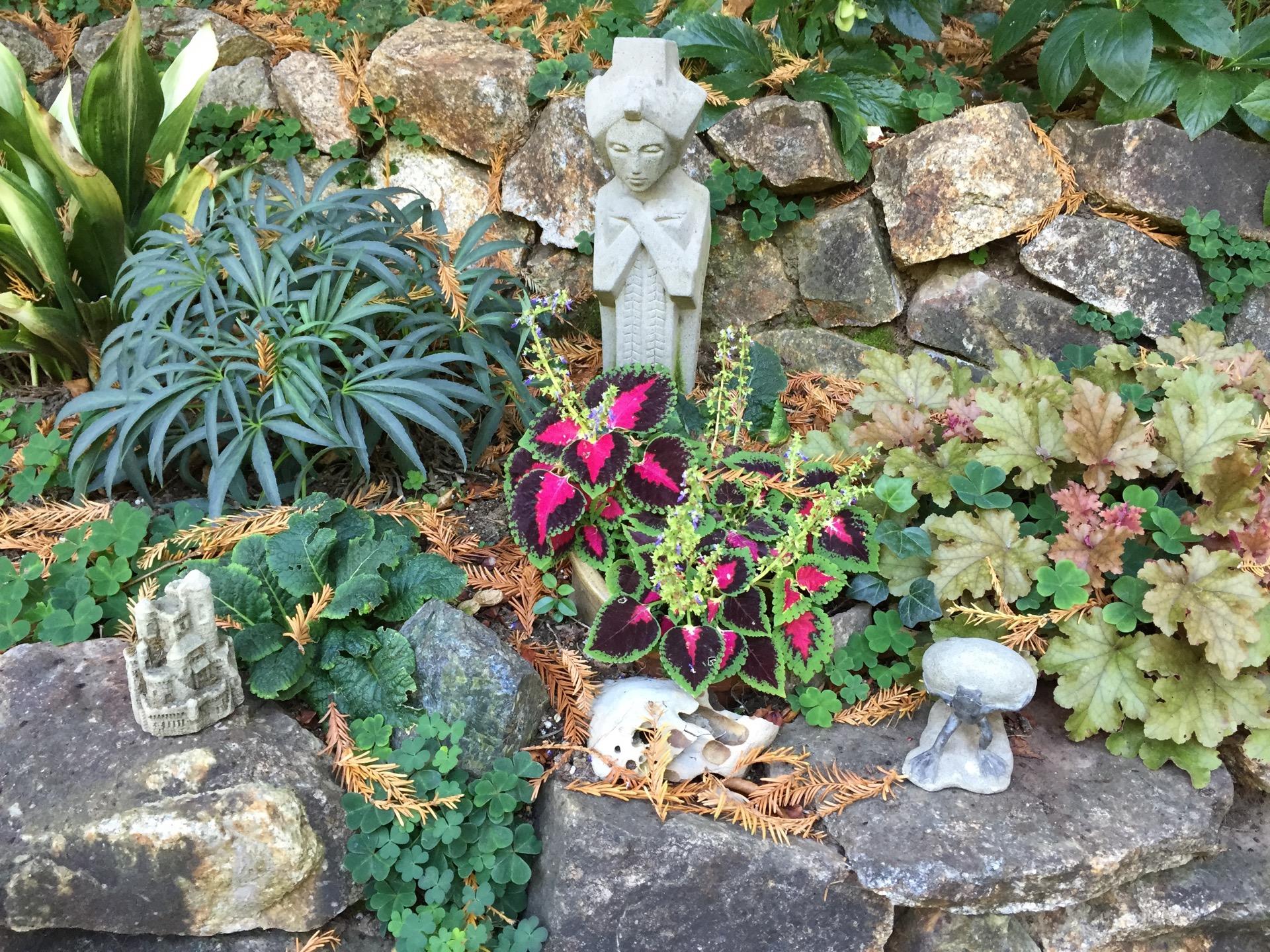An Garden Art1920