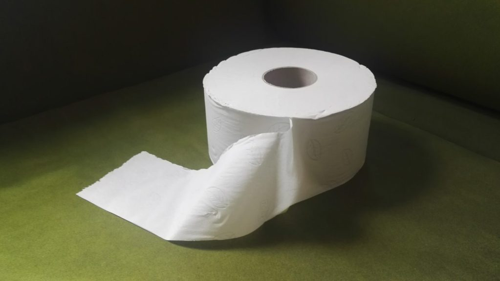How to brand toilet paper