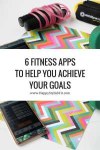 Check out these 6 fitness apps for apple and and android to help you achieve your goals.