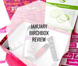 Complete January Brichbox Review: BioRepublic SkinCare Cucumber Breeze Soothing Mask, Fave4 Texture Takeover, Juara Candlenut Body Creme, Tonymoly Delight Tony Tint, Too Cool For School Dinoplatz Highlighter - Happy Stylish Fit