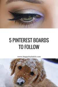 Click to check out these 5 Pinterest Boards to Follow.