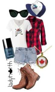 20 Canada Day party ideas to inspire every aspect of your party planning from drinks to snacks, to desserts, to decor, and most importantly what to wear.