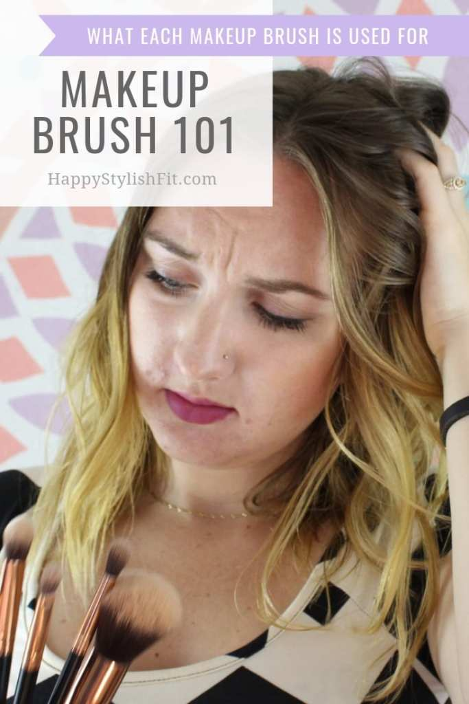 Learn your makeup brush essentials. What makeup brushes you need and what to look for when buying new makeup brushes. #Makeup #MakeupBrushes #MakeupEssentials #BeautyEssentials