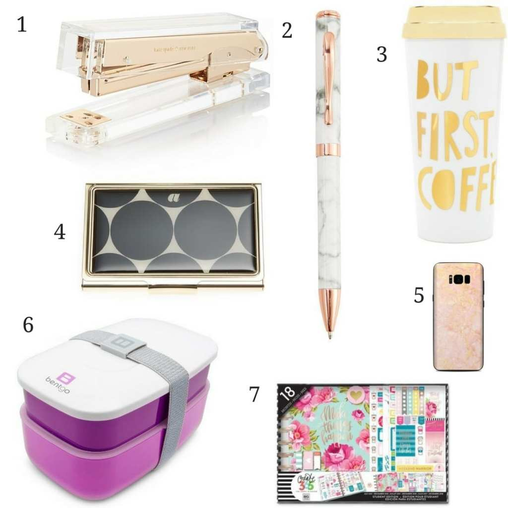 A gift guide for the girl boss on your shopping list.