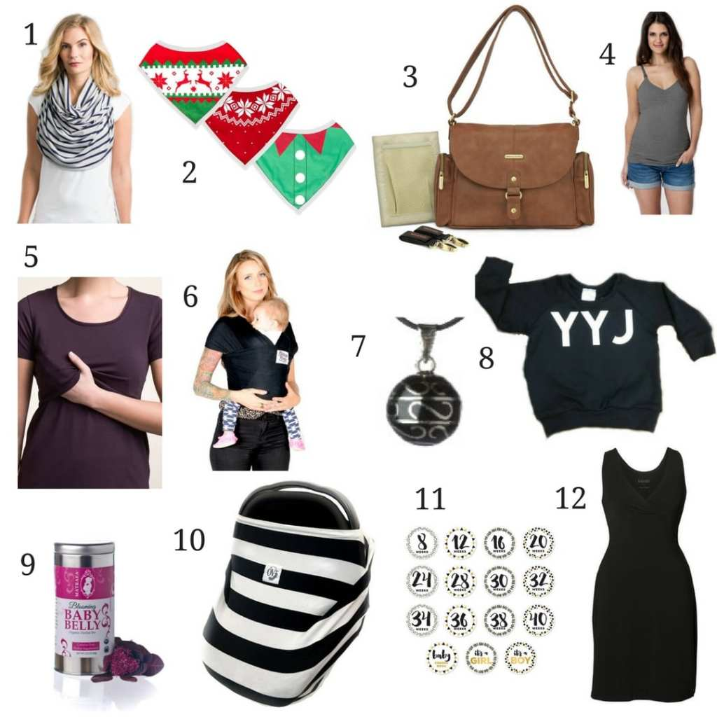 New mama gift guide.