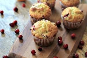 5 Tasty healthy muffin recipes.