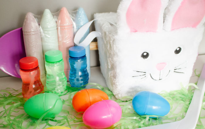 Easter gift ideas for babies and toddlers that are affordable and fun to use for more than just a day.