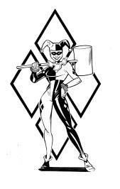 Harley Quinn - 60€