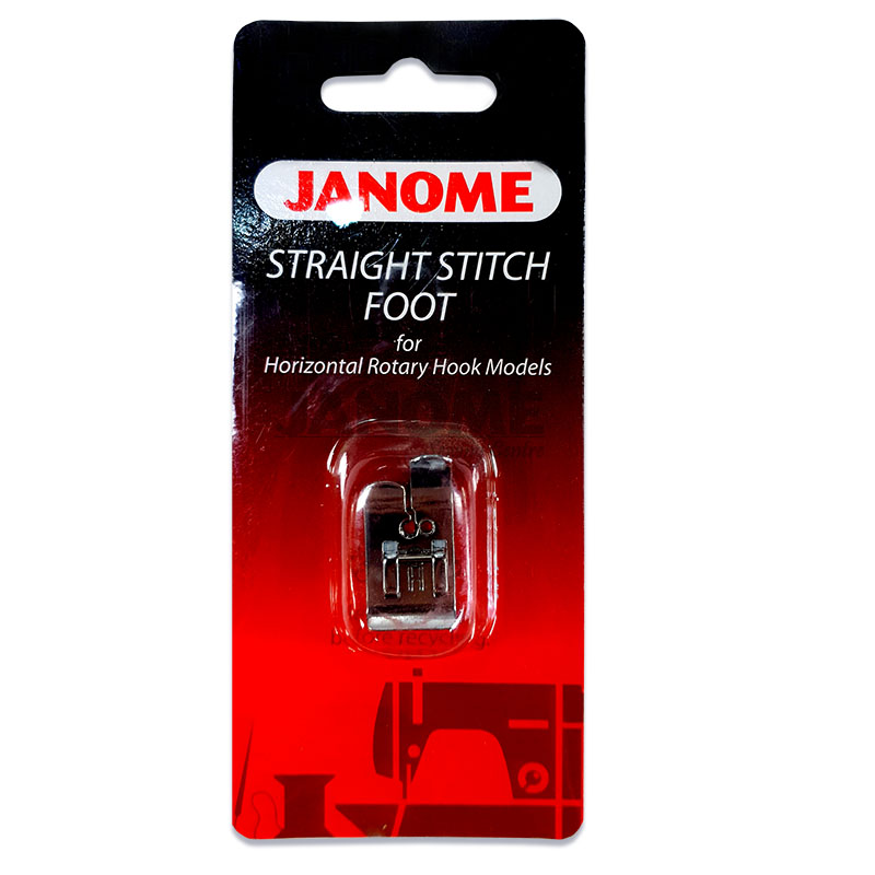 Janome 7mm Straight Stitch Foot