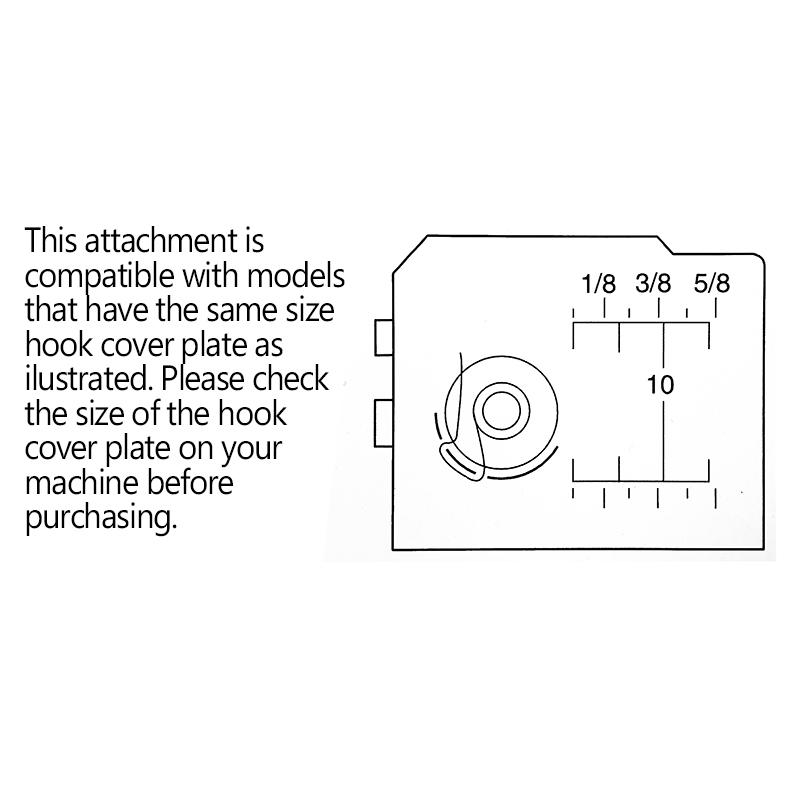 Circular Sewing Attachment