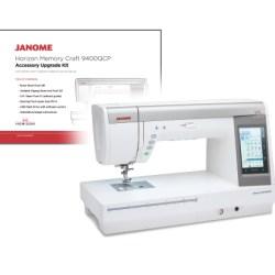 Janome MC9400QCP Upgrade Kit