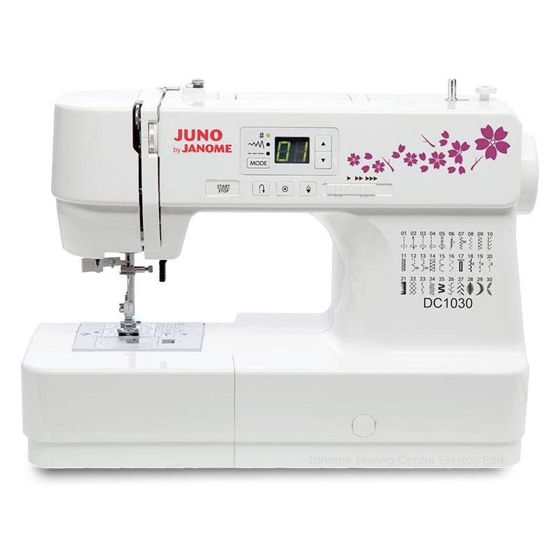 Janome DC1030 Beginners Sewing Machine