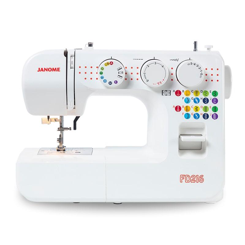 Janome FD216 Sewing Machine