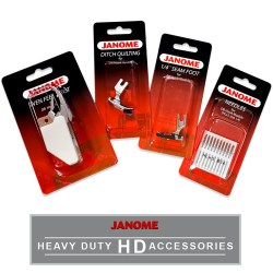 Janome HD Quilt Piercing Accessory Kit
