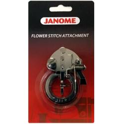 Janome Flower Stitch Attachment Blister Packaging