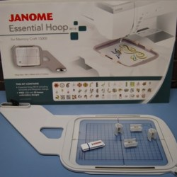 Janome Essential RE18 Hoop