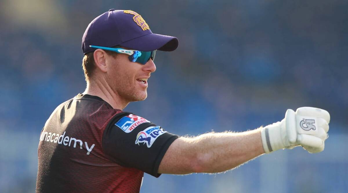 IPL 2021 KKR not lose even once in Sharjah Cricket Stadium but Team captain Eoin Morgan who reached the final made an unwanted record Most Ducks