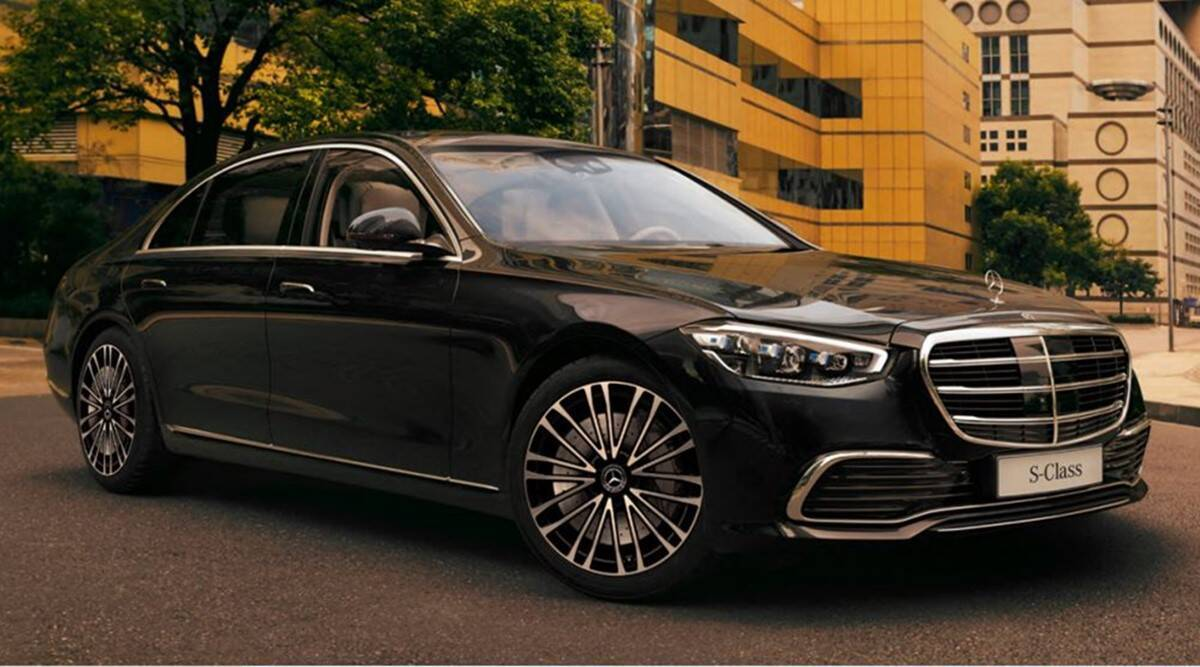Made In India Mercedes Benz S Class launched and its 60 lac cheaper than Imported S Class