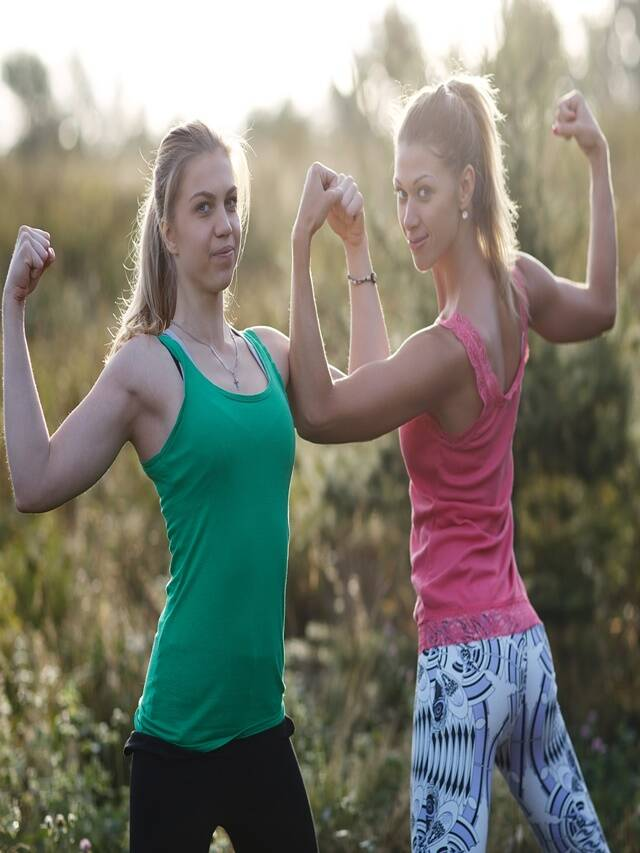 Keep these things in mind to get toned arms