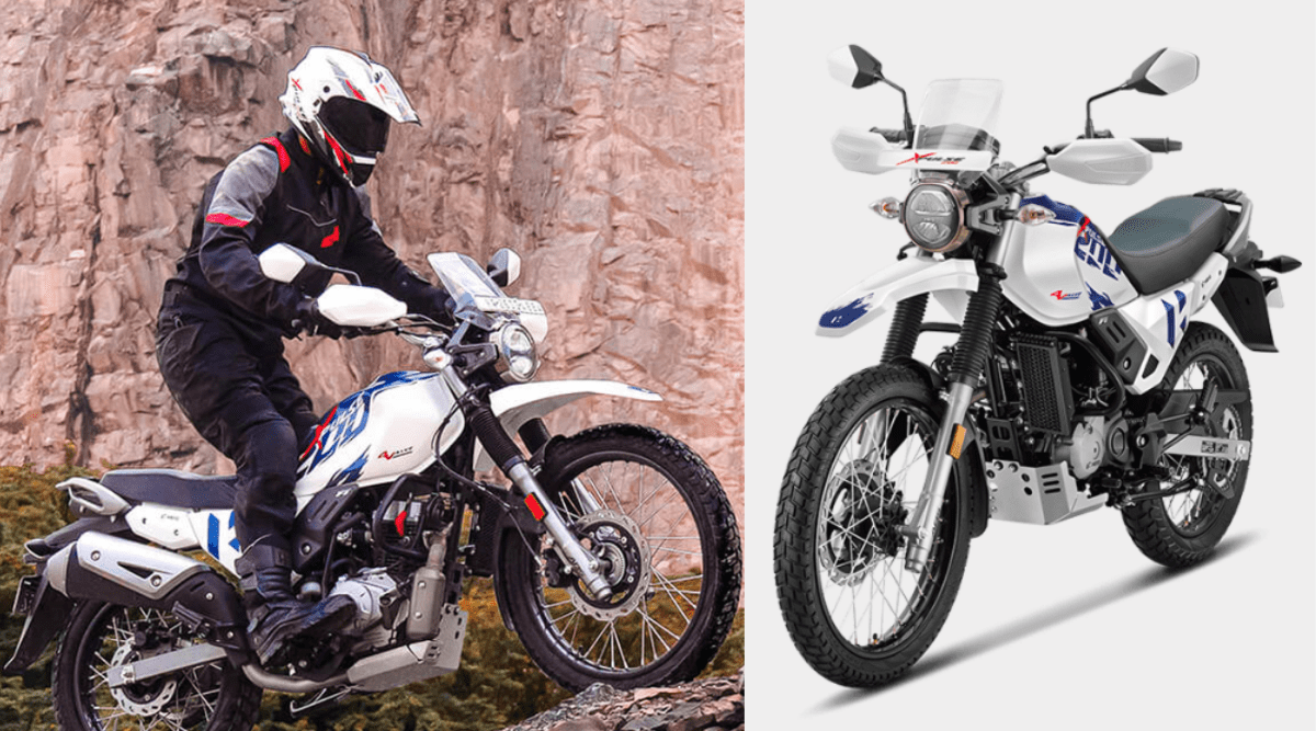 Hero Motocorp's powerful adventure tourer XPulse 200 4V launched, will compete with Royal Enfield Himalayan Hero Motocorp's powerful adventure tourer XPulse 200 4V launched and will compete with Royal Enfield Himalayan Collision