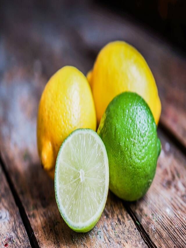 Add lemon to beauty routine