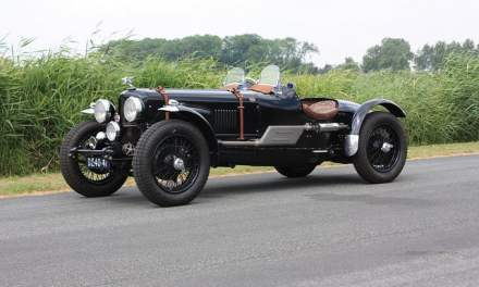 Alvis 12/70 Special for sale