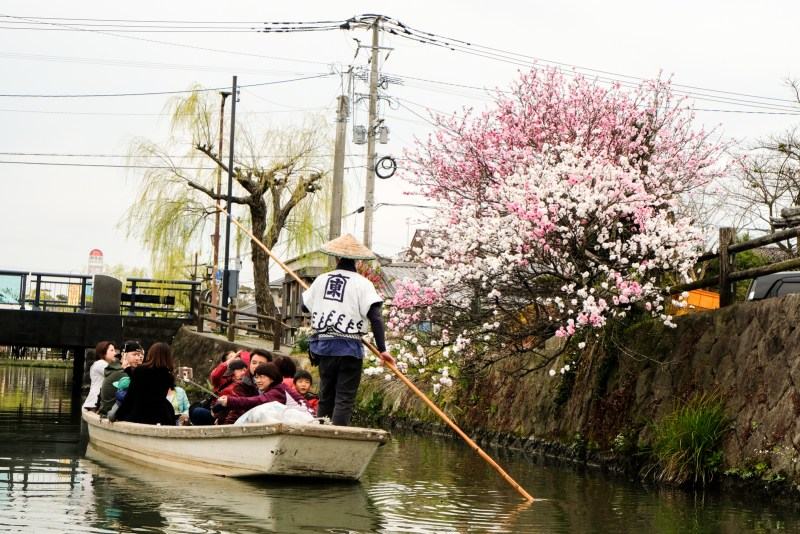 6 things to do in Northern Kyushu, Japan - Explore the Yanagawa canals