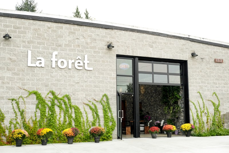 La Foret Cafe - Burnaby BC