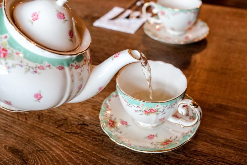 Afternoon Tea at November Dessert Burnaby