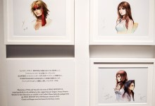 "Final Fantasy 30th Anniversary Exhibition – ""Memories of You"""