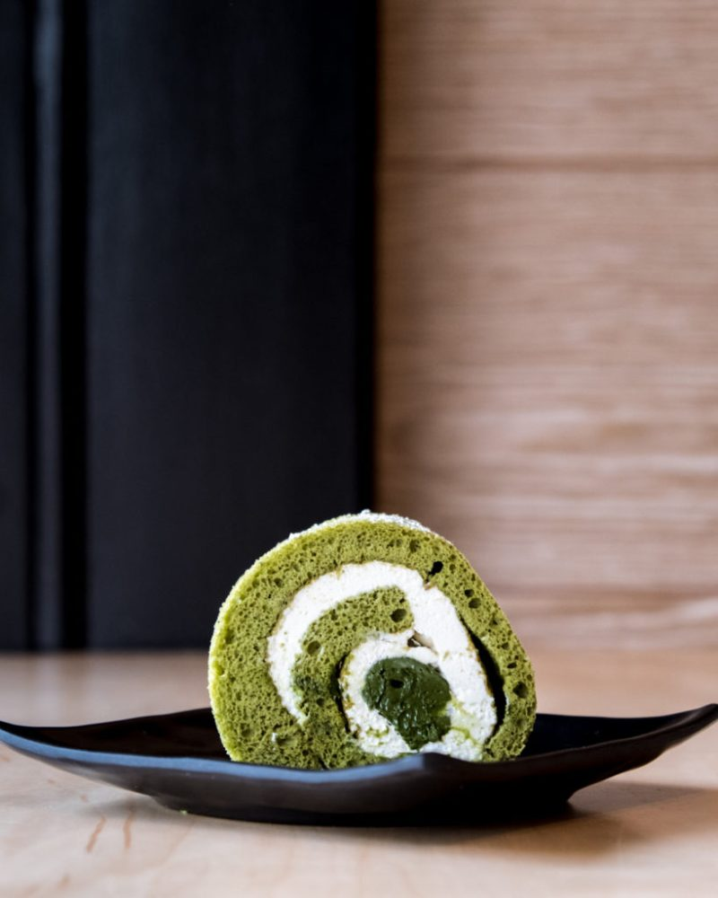 nana's green tea canada matcha roll cake
