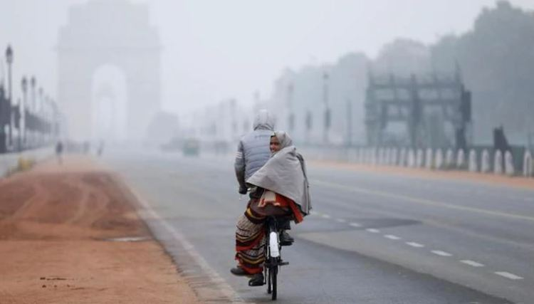 delhi cold update