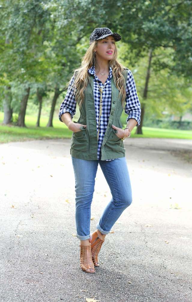 Fall Gingham Mix 6