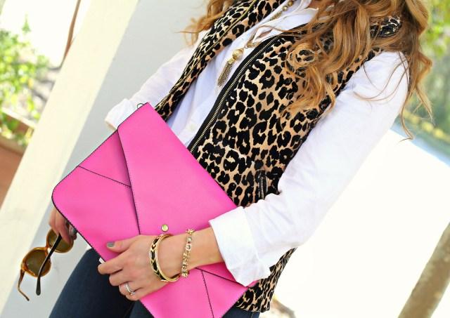 pink clutch 4