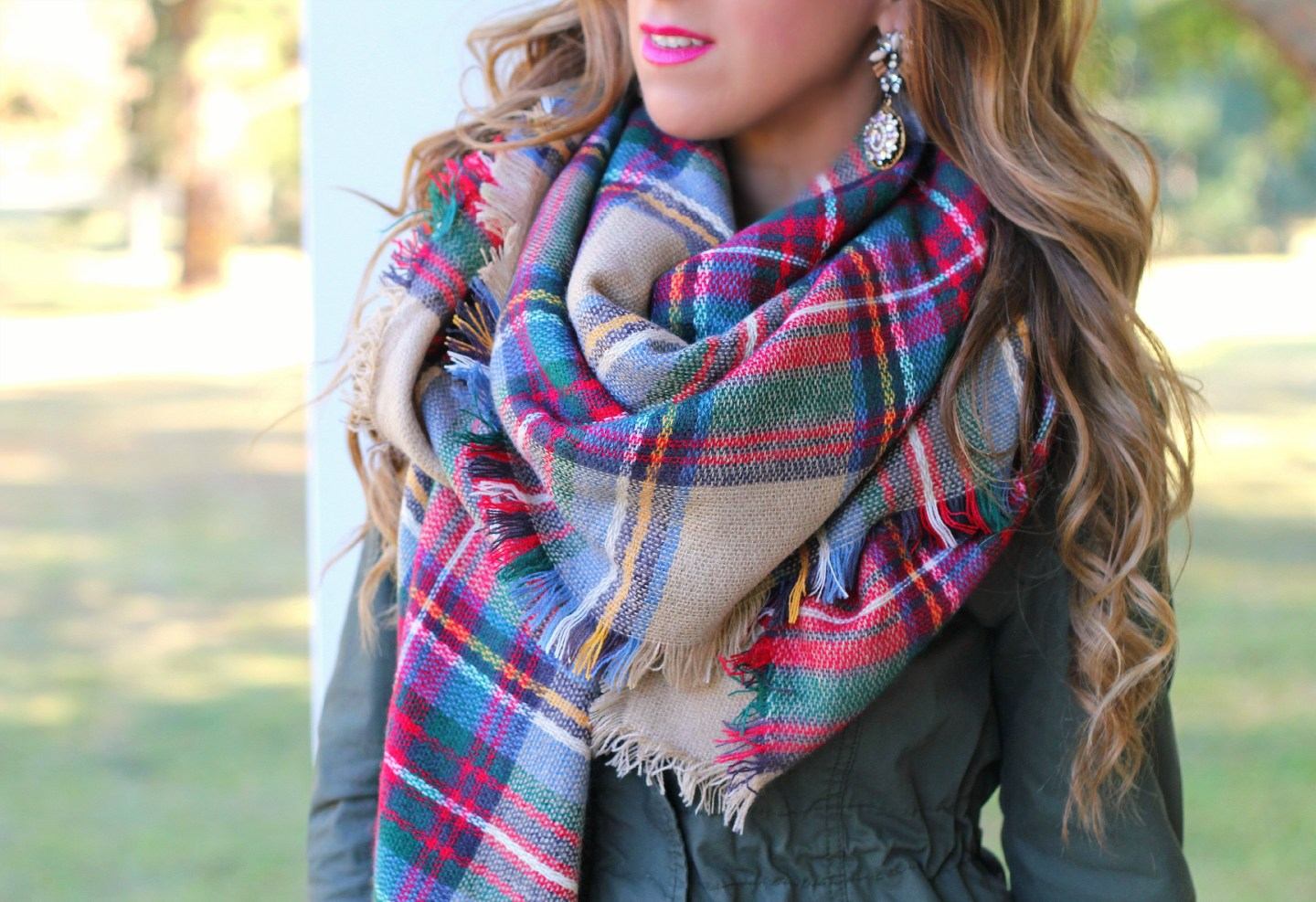 Fall's 'It' Scarf