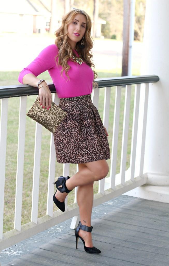 leopard skirt 7